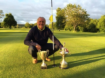 Dylan Howells wins the 2015 club championship
